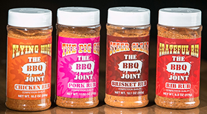 COMPETITION BBQ RUBS